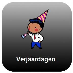 knop verjaardagen